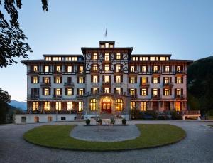 Kurhaus Bergün - Hotel - Bergün / Bravuogn