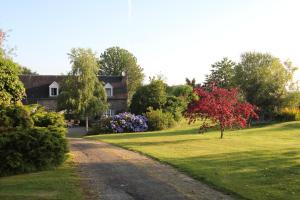 Les Freuberts B&B, Bed and Breakfasts  Landivy - big - 23