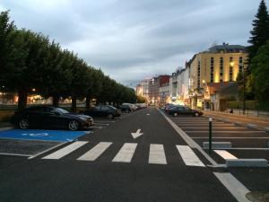 Appart'hôtel Saint Jean, Residence  Lourdes - big - 42
