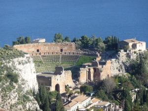 Hotel Villa Schuler, Hotels  Taormina - big - 118