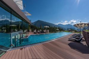 Hotel Albion Mountain Spa Resort Dolomites - AbcAlberghi.com