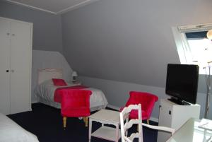 Hotel Biney, Hotely  Rodez - big - 22