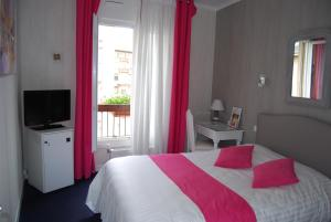Hotel Biney, Hotely  Rodez - big - 43