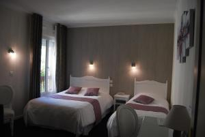 Hotel Biney, Hotely  Rodez - big - 13
