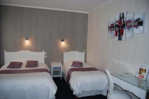 Hotel Biney, Hotely  Rodez - big - 42