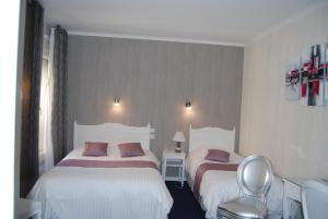 Hotel Biney, Hotely  Rodez - big - 12