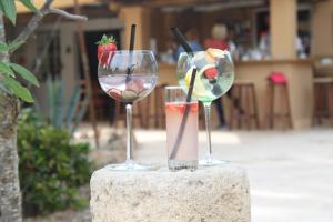 Finca Can Toni, Ferienhöfe  Ibiza-Stadt - big - 52