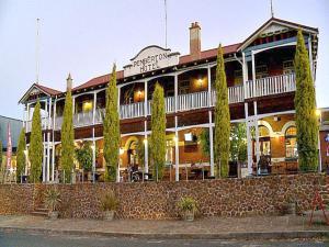 Best Western Pemberton Hotel