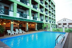 Vansana Riverside Hotel - Ban Pak Som