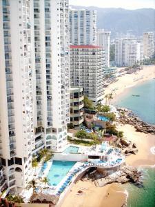 Hotel Las Torres Gemelas Acapulco