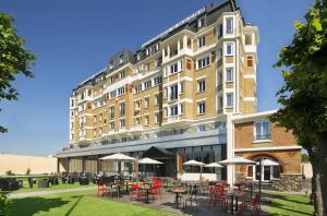 Executive Hôtel Paris Gennevilliers - Épinay-sur-Seine