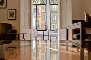 Way to BCN Casa Rovira - Barcelona
