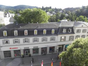Dependance am Blumenbrunnen, Apartmanok  Baden-Baden - big - 12