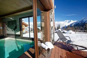 Chalets Kandahar - Hotel - Courchevel