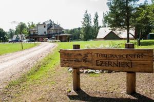 Tūrisma centrs Ezernieki - Cesvaine