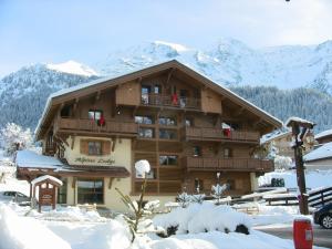 Alpine Lodge 8 - Apartment - Les Contamines