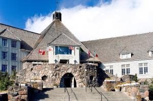 Timberline Lodge - Accommodation - Timberline