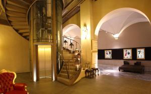 Borghese Palace Art Hotel, Hotely  Florencia - big - 37