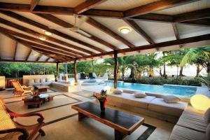 Hotel Tropico Latino, Szállodák  Santa Teresa Beach - big - 19