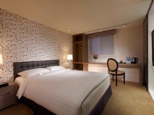 RF Hotel - Zhongxiao, Отели  Тайбэй - big - 39