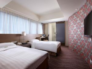 RF Hotel - Zhongxiao, Отели  Тайбэй - big - 42