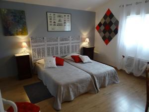 Une chambre en ville