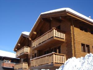 Résidence Platane B - Apartment - Grimentz