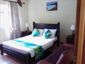 Butterfly Villas, Apartmanok  Grand'Anse Praslin - big - 14