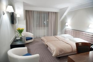 Hotel Focus, Hotely  Lublin - big - 24