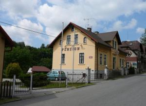 Albergues - Penzion Olda - Český ráj