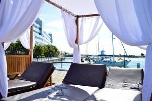 Marina Park Hotel, Szállodák  Fortaleza - big - 45