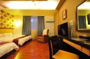 Rose Business Hotel, Motely  Yilan City - big - 64