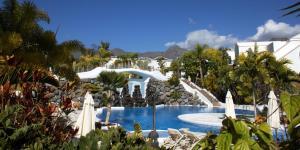 Hotel Suite Villa Maria, Отели  Адехе - big - 64