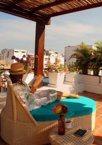 La Casa Del Piano Hotel Boutique by Xarm Hotels, Hotely  Santa Marta - big - 24