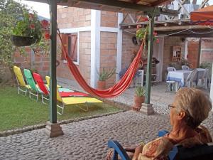 Hotel Kantarrana Urbana Jardin, Отели  Хардин - big - 59