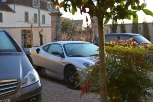 Les Deux Chèvres, Hotels  Gevrey-Chambertin - big - 16