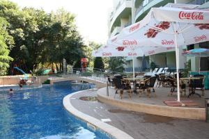 Hotel Perunika, Золотые Пески