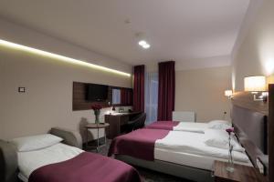 Hotel Silver, Hotely  Białystok - big - 5
