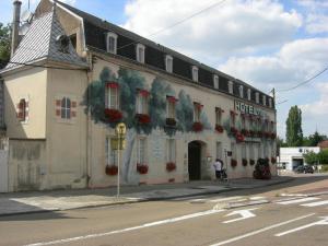 Citotel Avallon Vauban, Отели  Аваллон - big - 18