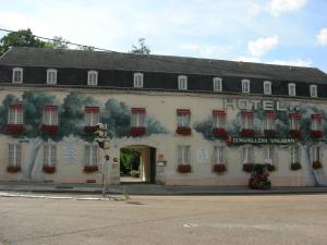 Citotel Avallon Vauban, Hotel  Avallon - big - 1