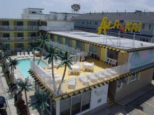 Ala Kai Motel, Motely  Wildwood Crest - big - 43
