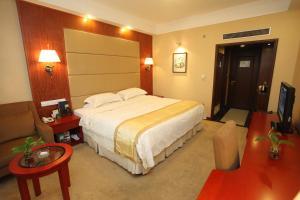 Crown Plaza Hangzhou, Hotely  Hangzhou - big - 4