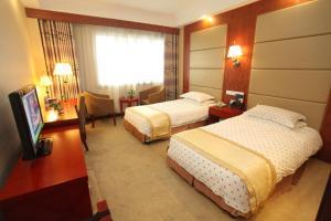 Crown Plaza Hangzhou, Hotely  Hangzhou - big - 17
