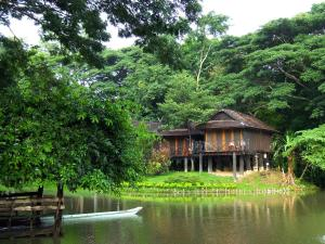 Lampang River Lodge - Ban Phae