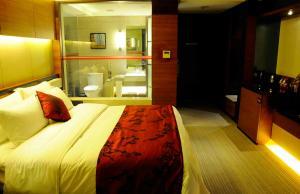 Grand View Hotel Tianjin, Hotels  Tianjin - big - 7