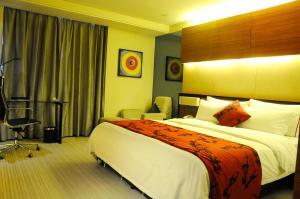 Grand View Hotel Tianjin, Hotels  Tianjin - big - 11