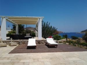 Onar Patmos, Apartmány  Grikos - big - 26