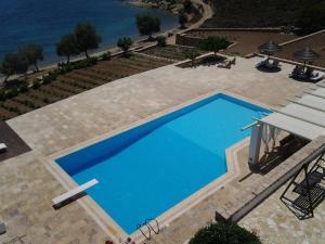 Onar Patmos, Apartmány  Grikos - big - 38