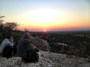Sasa Safari Camp, Chaty v prírode  Outjo - big - 25