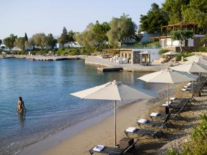 Minos Beach Art Hotel, Hotels  Agios Nikolaos - big - 98